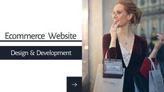 For Online business, It's important to design a UI/UX feature-rich website for business because online users visit only good websites. Ecommerce Website Design, Website Design Services, Design Development, Ui Ux, Service Design, Online Business