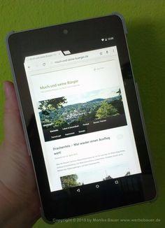 Webseiten ohne Mobiloptimierung, werden ab heute von Google niedriger im Ranking bewertet…