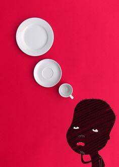 Concurso en Alemania de carteles de conciencia social | Arte Callejero