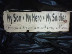 Proud+to+be+an+Army+Mom+Painted+Wood+Sign+by+CNEGrafix+on+Etsy,+$18.00