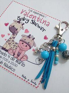 baby shower invitación + souvenir llavero nacimiento bautism Baby Shower Souvenirs, Baby Shower Invitaciones, Baby Shawer, Ideas Para Fiestas, Baby Accessories, Gifts, Jewelry, Key Chains, Craft