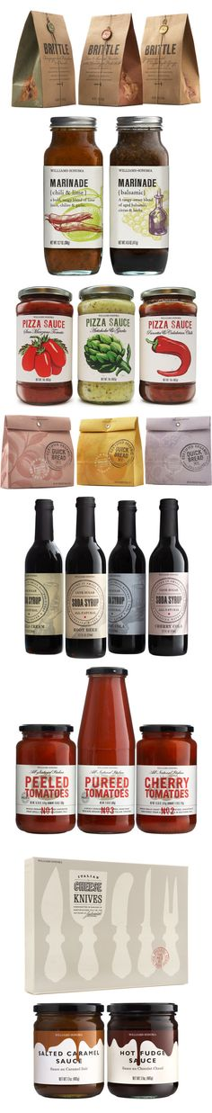 Williams-Sonoma packaging