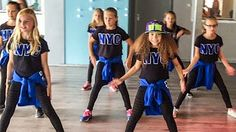 Cheerleader - Omi - Warming Up - Fitness Dance - Felix Jaehn Remix - YouTube