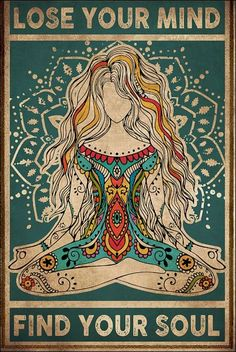 Limited edition shirts, apparel, posters are available at Truvitee. Meditation, Little Buddha, Lose Your Mind, Hippie Art, Art Graphique, Vintage Posters, Les Oeuvres, Art Inspo, Tarot