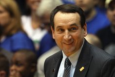 Mike Krzyzewski, Coach Duke Blue Devils Basketball