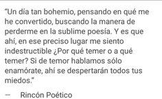 Rincón Poético