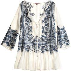 ANTIK BATIK Akan Navy Rhinestone Thong Sandal ($225) ❤ liked on Polyvore featuring tops, shirts, tunics, blouses and blusas