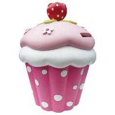 Cupcake Piggy Bank