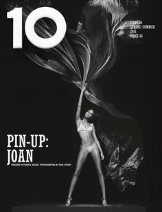 Joan killing it always | SS15 cover