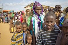 3.25 million African refugees around Africa. Refugees Number of Somali refugees in Horn of Africa passes 1 million mark.