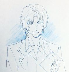 Sakunosuke Oda #odreavus #merilirr SOPHIE DONT TAG ME