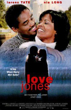 Love Jones Movie Poster...