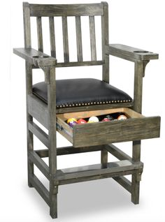 Atlantis King Chair Http Www Billiardfactory