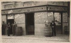 Taberna Méntrida Calle de Cartagena, 34, 28028 Madrid, España 1936