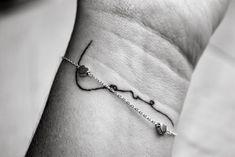 Single Word Love Tattoo