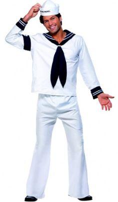 Taille M // L Costume Nouvel an Carnaval soir/ée d/éguis/ée D/éguisement pour Adulte COOLMP T-Shirt Pompier Homme Anniversaire