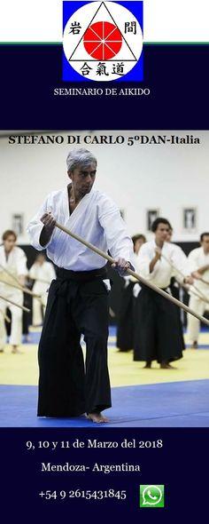 Aikido  Mendoza Iwama : Seminario de Aikido Iwama