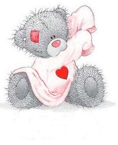 Tatty Teddy ~ me to you