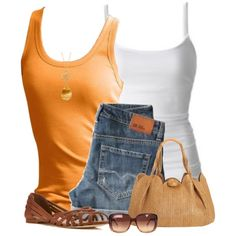 A fashion look from February 2015 featuring BOSS Orange shorts, Miss Selfridge flats and Barneys New York handbags. Browse and shop related looks.