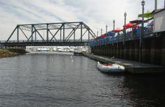 Singing Bridge in Westbrook, Ct