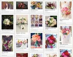 Pinterest: a perfect online place to store all your wedding ideas