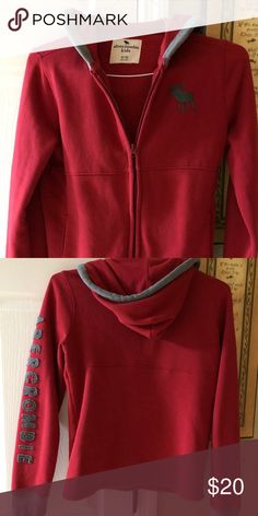 KIds Abercrombie fleece jacket size 11/12 Very nice, zippered high collar fleece jacket. Great quality. abercrombie kids Jackets & Coats