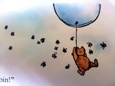 Pooh and the Honey Bees...