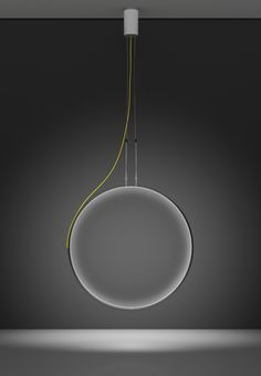 The Eclipse light for Artemide :: Anna Neklesa