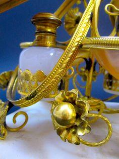 HUGE Antique Palais Royal Perfume Set - picture 11