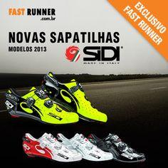 Sapatilhas Sidi 2013, com exclusividade na Fast Runner. Clique na imagem e veja mais no site!