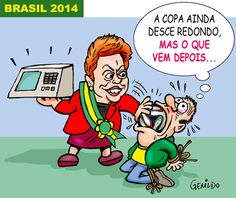 O Brasileiro vai ter que engolir!