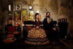 Rani and sabyasachi