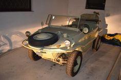 1944 VW 166 Schwimmwagen