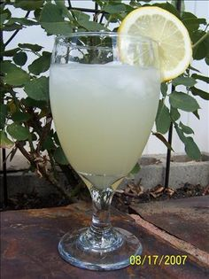 Barefoot Contessa's Fresh Lemonade (1 c lemon juice, 1/2-3/4 c ...