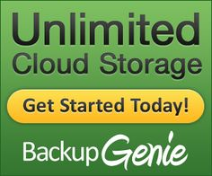 Backup Genie Coupon: Simple, Safe, Secure*Access Your Files Anywhere!