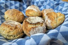 Kartoffelweckerl - Gastpost - FoodForFamily