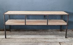 tavolo legno e ferro - Cerca con Google