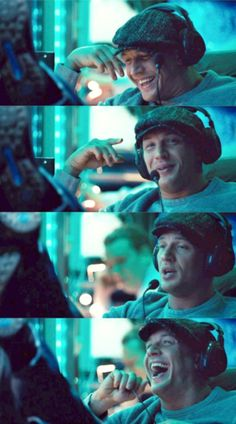 Tommy as Tuck - This Means War (2012) / TH0063A