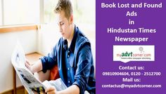 DID YOU LOSE YOUR PASSPORT? POST A LOST AND FOUND AD IN HINDUSTAN TIMES Online Advertising, Advertising Agency, Times Newspaper, Newspaper Advertisement, Lost & Found, Losing You, Ads, This Or That Questions