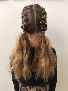 Inspiration, Hair Beauty, Dreadlocks, Hair Styles, Diy, Braid, Hair Stylists, Child Hairstyles, Braid Bangs