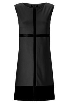 A-Linien Kleid Zimeona Black