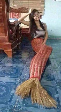 泰國鄉民版美人魚 連續劇帶來的效應太誇張啦