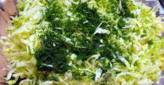 mindossze-friss-kaposzta-harom-tojas-es-egy-csokor-zoldsegzoldje-30-perc-es-kesz-finom-nyari-etel Hungarian Recipes, Cooking Recipes, Healthy Recipes, Appetisers, Spaghetti Squash, Seaweed Salad, Food To Make, Vegetarian, Picnic
