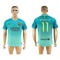 Barcelona 16-17  Neymar Jr 11 TRödjeställ  Kortärmad,259 6ce0bcc3c
