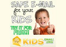 @kidsemail Get a Free 60 Day Trial Now! Use promo code: US Family when registering. www.kidsemail.org