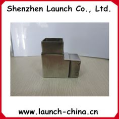 material:stainless steel 304/316 finish:satin or mirror polished for tube size:40*40mm,50*50mm,40*20mm