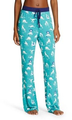 7f30169b55 Nite Nite Munki Munki - Women s Animal Yoga Pajama Pants