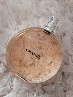 my favorite Chanel perfume ; Chance. For Valentines Day. ;)