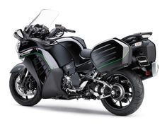 "Details zu Kawasaki Kawasaki 1400GTR ""ABS"" (2015) Concours 14 ""ABS"""