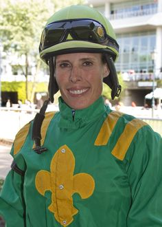 Jockey Rosemary Homeister Jr. became Thoroughbred racing's second winningest female jockey when she rode Gambles List to victory in the third race at Colonial Downs on July 20, 2009. The win was the 2,138th of Homeister's career. Julie Krone holds the all-time record for wins by a female rider with 3,704.